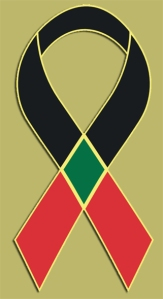 black-hiv-aids-ribbon