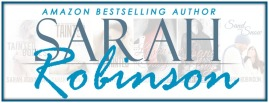 Sarah Robinson Cover Banner